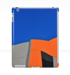 Orange Pop Abstract iPad case by Gaye G  Australia+Queensland+ipad+case+cover+product+homedecor+women+woman+girls+black+blue+orange+grey+pattern+winter+summer+fall+autumn+spring+redbubble+Gaye G    Size small medium and large