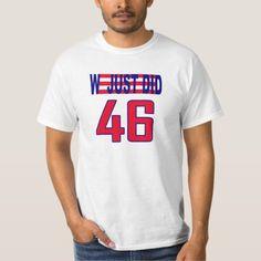 We Just Did 46 Joe Biden 46th President Potus Gift T-Shirt bodysuit and skirt #sportswear Joe Biden 2016, Knitting Daily, Tv Episodes, Closet Staples, Presidents, Sportswear, Fitness Models, Politics, Bodysuit