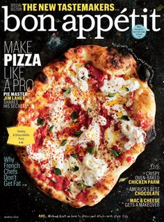 Last Monday when I was checking out at the grocery store I noticed Bon Appétit's latest issue. As corny as it sounds, the cover really hooked me. You see, I've been searching for about 3 years now for the perfect pizza crust. After probably a dozen failed attempts, I thought I would never ever ever... Read More »
