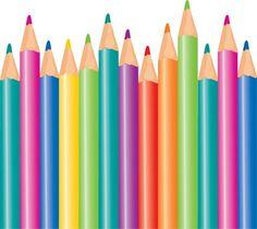 Free color pencils vector design in encapsulated postscript . Online Coloring, Free Coloring, Image Crayon, Color Songs, Color Pencil Art, Free Vector Graphics, Learning Colors, Cartoon Wallpaper, Graphic Design Art
