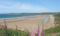 Newgale Beach, Pembs