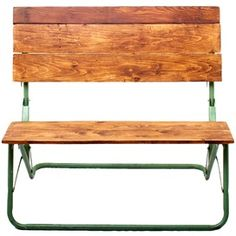 Vintage Madison Table & Bench