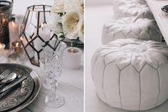 Monochrome Moroccan / Wedding Style Inspiration / LANE
