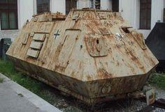 MAG's Modellbahnen HO: Panzerdraisine Steyr: Deutsche Reichsbahn 2. Weltkrieg