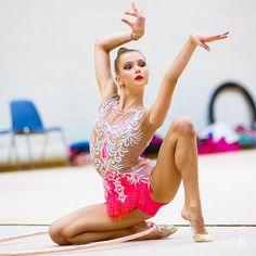 Kreete Kalinin (Estonia), Elegance Cup 2018