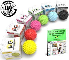 Premium Massage Balls - Instant 20% Off on Amazon Today - FREE Ebook