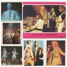 ABBA Fans Blog: Abba Swap Cards