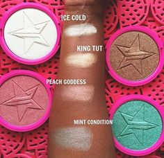 Jeffrey Star highlighters!!!