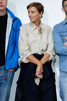 Phoebe Philo is leaving French fashion house Céline after 10 years as creative director Phoebe Philo, Celine, Pixie Crop, Magazine Cover Design, Vogue Uk, Vogue Magazine, Runway Models, Editorial Photography, Photography Magazine