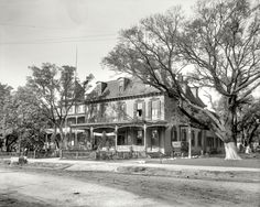 Shorpy Historical Photo Archive :: Hotel Escambia: 1910