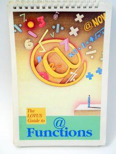 The Lotus Guide to @ Functions Spiral Book Daniel Gasteiger Math Logic Statistic