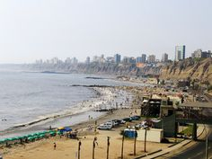 Lima Seafront | by magnusvk