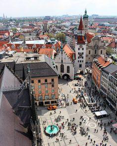 Old city view Munich Germany  Photo : @gabriel_tacconi Congrats!   #living_europe #munich #germany #deutschland #deutschland_greatshots #igersgermany #vscogermany #europe #stayandwander #abmtravelbug #lifewelltravelled #berlino #goexplore #keepexploring #travel #traveladdict #loves_europe #cbviews #travelphotography #germanytourism #cityscape #cityview #loves_landscape #ig_europe #ig_europa #europa #kings_villages #loves_germany #architecture by living_europe
