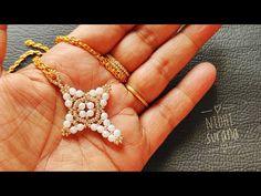 Crystal Cross, Beaded Cross, Beaded Jewelry Patterns, Bead Jewellery, Other Accessories, Diy Tutorial, Pendants, Beads, Crystals
