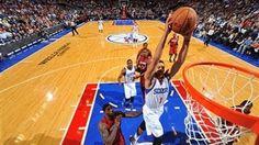 Michael Carter-Williams Just Misses Quadruple Double In NBA Debut