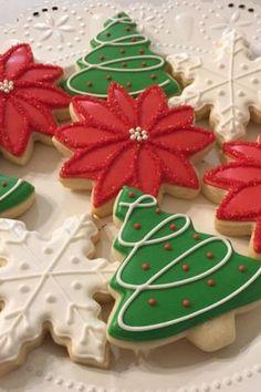 Best Christmas Cookies for Kids! #christmascookies #bestchristmascookies