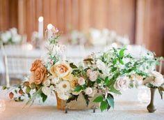 philosophyflowers Wedding Inspiration - Style Me Pretty