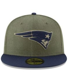 New Era New England Patriots Salute To Service 59FIFTY Fitted Cap - Green 7 8448fe3a0