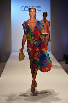 Caffé Swimwear Spring/Summer 2014 Collection – Miami Swim Fashion Week