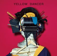 To know more about 星野源 YELLOW DANCER, visit Sumally, a social network that gathers together all the wanted things in the world! Featuring over 124 other 星野源 items too! Album Design, Book Design, Cover Design, Cd Artwork, Pop Albums, Music Illustration, Music Album Covers, Japanese Graphic Design, Cd Cover