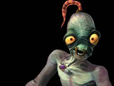 Abe from Oddworld best video game series ever.