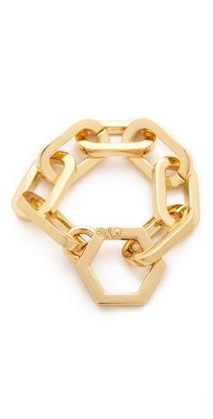 Tory Burch // Heidi Chain Bracelet
