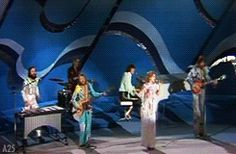 Eurovision Song Contest 1975: winner Teach-In, The Netherlands