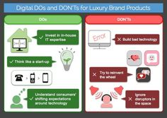 How #Digital Can be a #Luxury Brand's Best Friend or Worse Nightmare