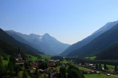 Sankt Jakob am Arlberg, in Tirol, Austria