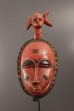 Masque Zaouli