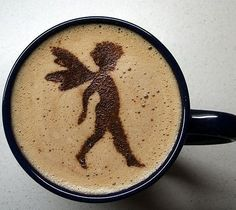 Fairy in my cup