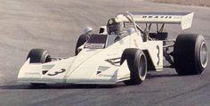 Wilson Fittipaldi - Brabham BT40 Cosworth BDA - Motor Racing Developments - I Coppa di Santamonica 1973