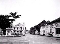 Jalan Nusantara, Makasar tempo doeloe