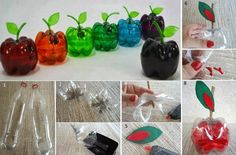 Plastmasas pudeļu otrā iespēja (plastic bottle diy)