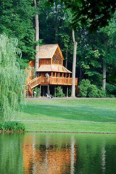 Treehouse at Longwood Gardens,  Pennsylvania