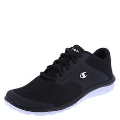 champion shoes all black