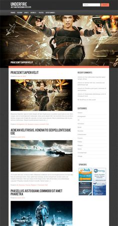 Wordpress is good for your website. Do you get a hard time on choosing template that will fit on your taste? There are a lot of wordpress templates for you, you can now choose from our Templates at Just Simply by going to our website. http://www.justsimplytemplates.com