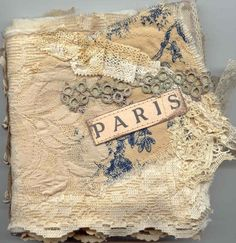 Cover of the fabric book