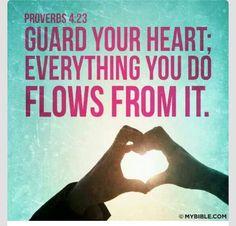 Proverbs 4:23❤️