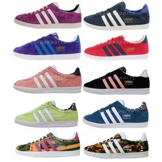 Adidas Originals Gazelle OG W Womens Suede Classic Casual Shoes Sneakers  Pick 1
