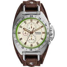 [Americanas] Relógio Masculino Fossil Analógico Ch3004/0xn - R$ 383,99 CC Americanas
