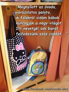 Óvodai Élet: Megnyílott az óvoda Lunch Box, Education, Baby, Bento Box, Baby Humor, Onderwijs, Learning, Infant, Babies