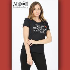 Mai, T Shirts For Women, Casual, Tops, Fashion, Moda, Fashion Styles, Fashion Illustrations