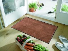 Neutral Floor Mat | Floor Mats | Studio 67 Floor Mats | Non-Skid Floor Mats | Solid Color Floor Mats | Tan Floor Mats for the Home