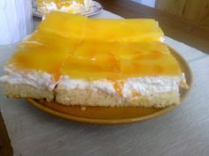 Czech Recipes, Russian Recipes, Jacque Pepin, Allrecipes, Baked Goods, Sweet Recipes, Cheesecake, Pie, Ice Cream