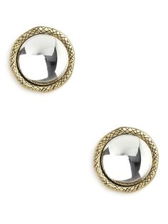 Our Mirror Bauble Studs