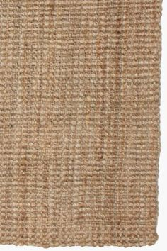 Knotted Jute 60x90cm Rug