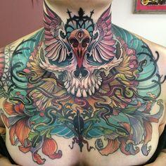 Electric Tattoos | Teresa Sharpe