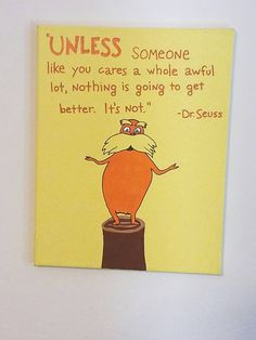 Check out this item in my Etsy shop https://www.etsy.com/listing/489505409/dr-seuss-collection-lorax