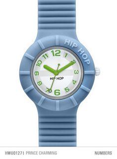 HIP HOP OROLOGIO NUMBERS PRINCE CHARMING cassa da 32 mm HWU0127